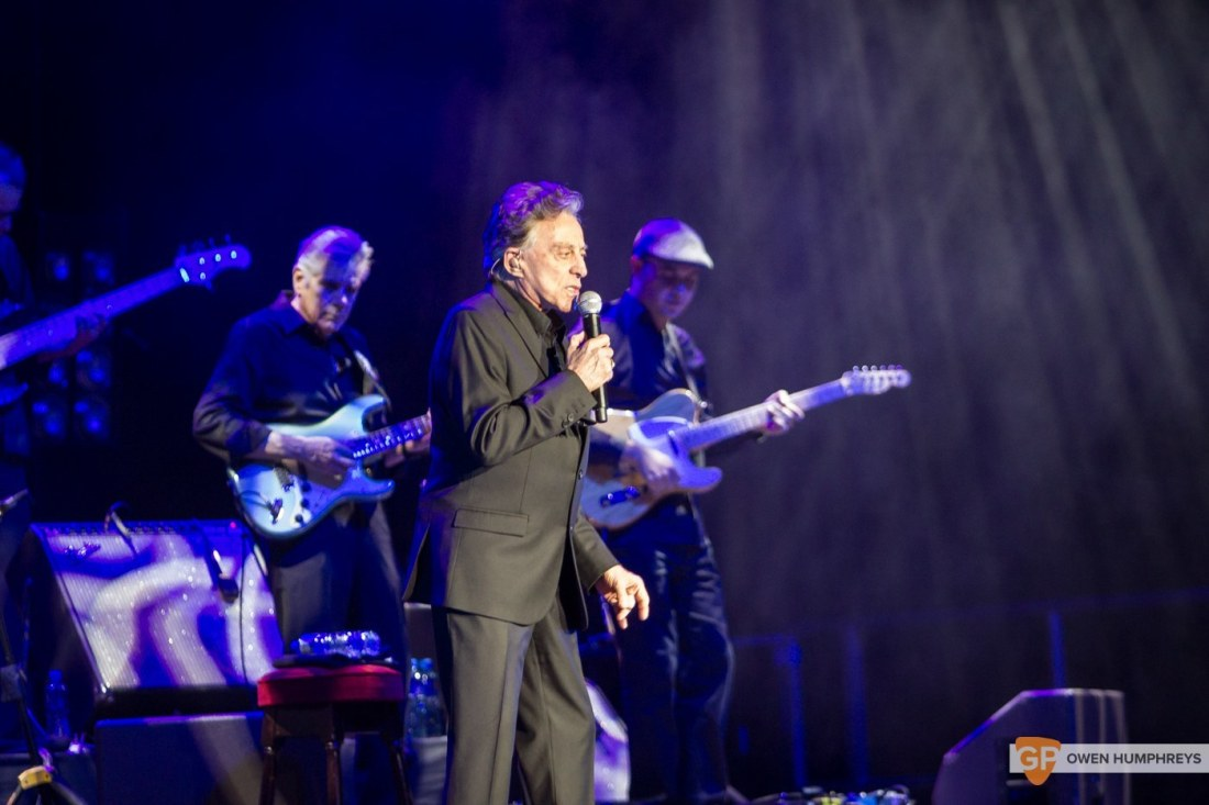 Frankie Valli and The Four Seasons at the 3Arena by Owen Hiumphreys (10 of 11)