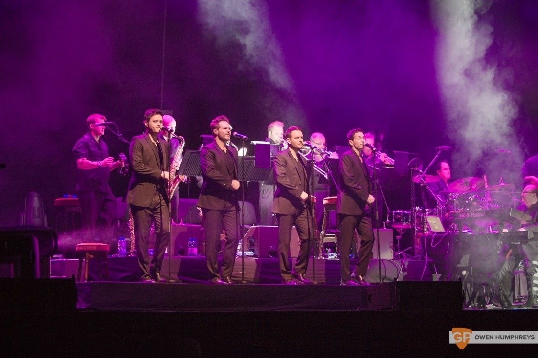 Frankie Valli and The Four Seasons at the 3Arena by Owen Hiumphreys (7 of 11)