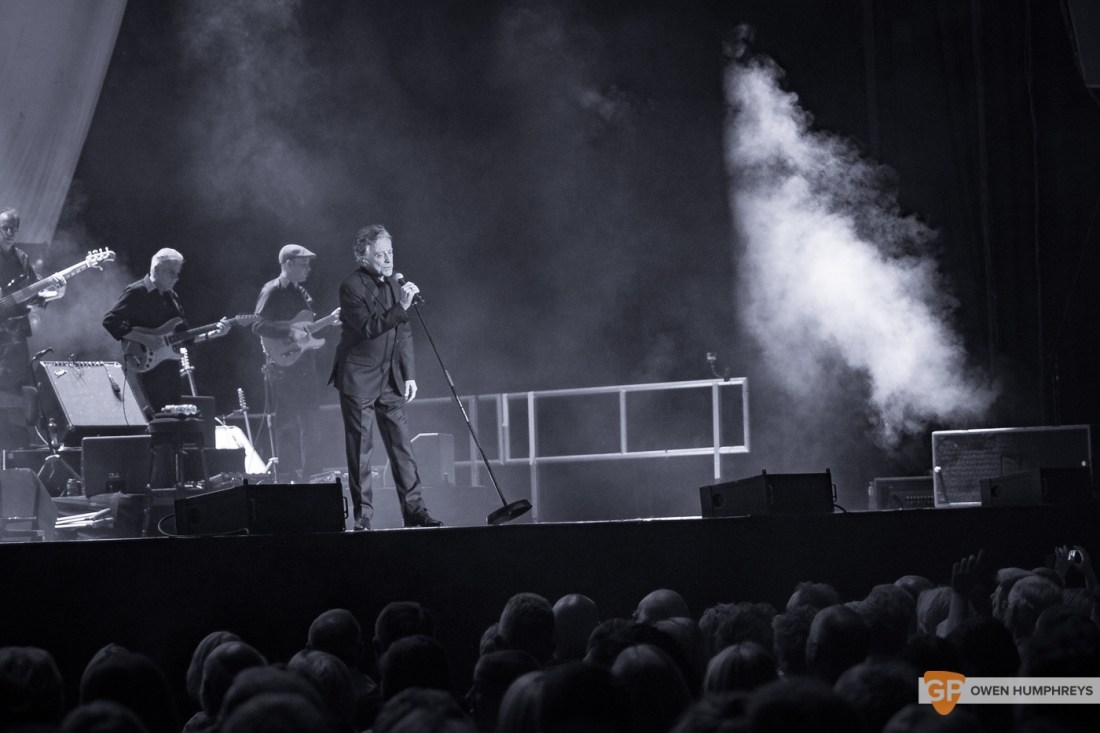 Frankie Valli and The Four Seasons at the 3Arena by Owen Hiumphreys (9 of 11)