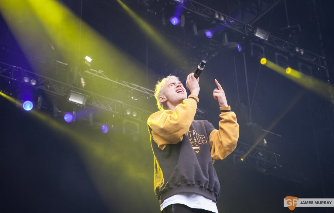 Years and Years at Longitude (Saturday) by James Murray