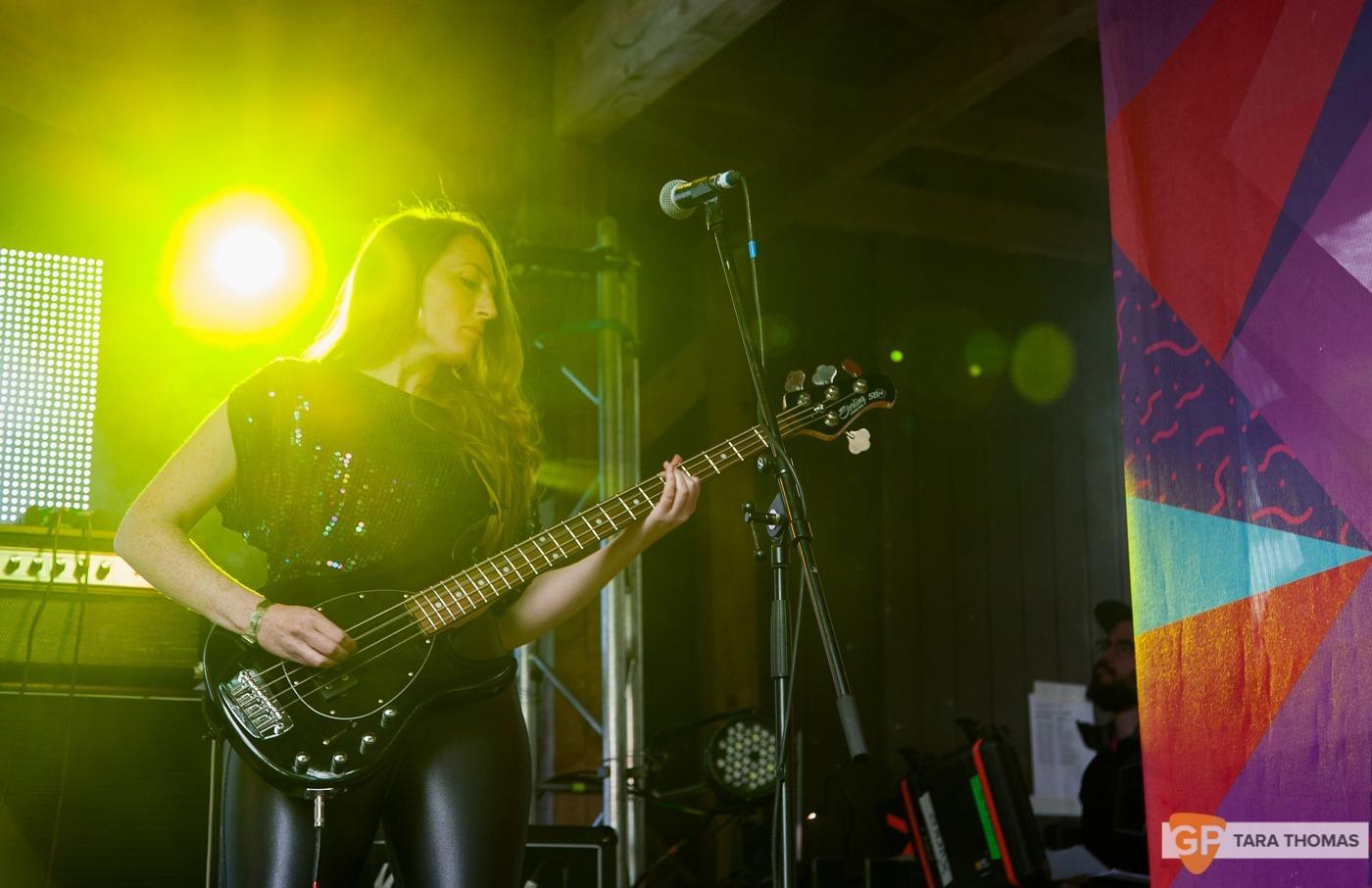 Florence Olivier at Castlepalooza