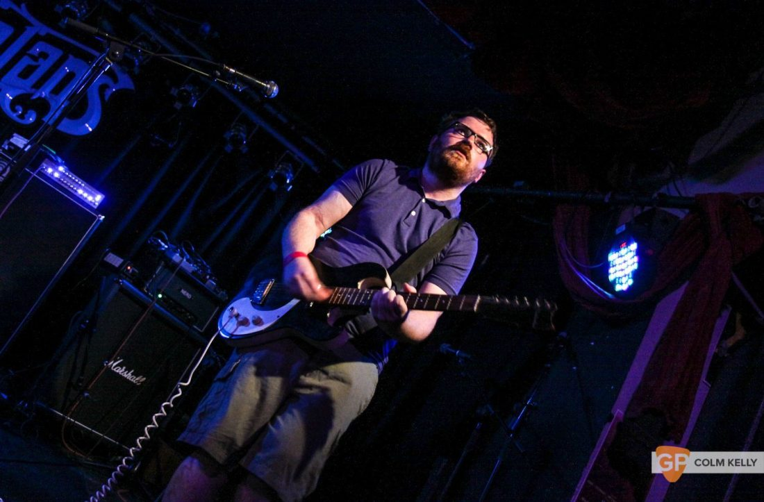 So Cow at Whelans by Colm Kelly