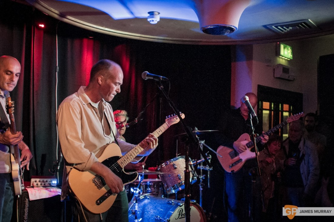 The Drays at The Leeson Lounge by James Murray