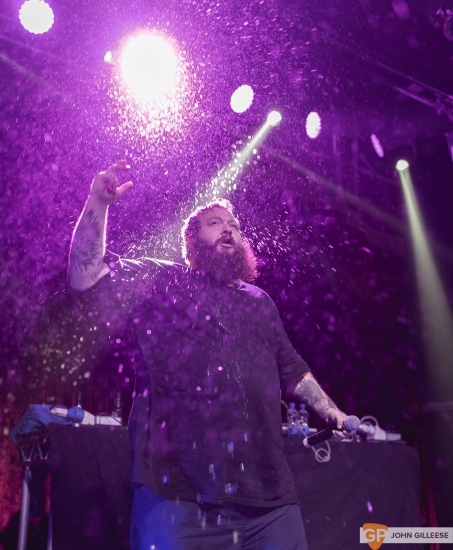 Action Bronson @ The Academy by John Gilleese