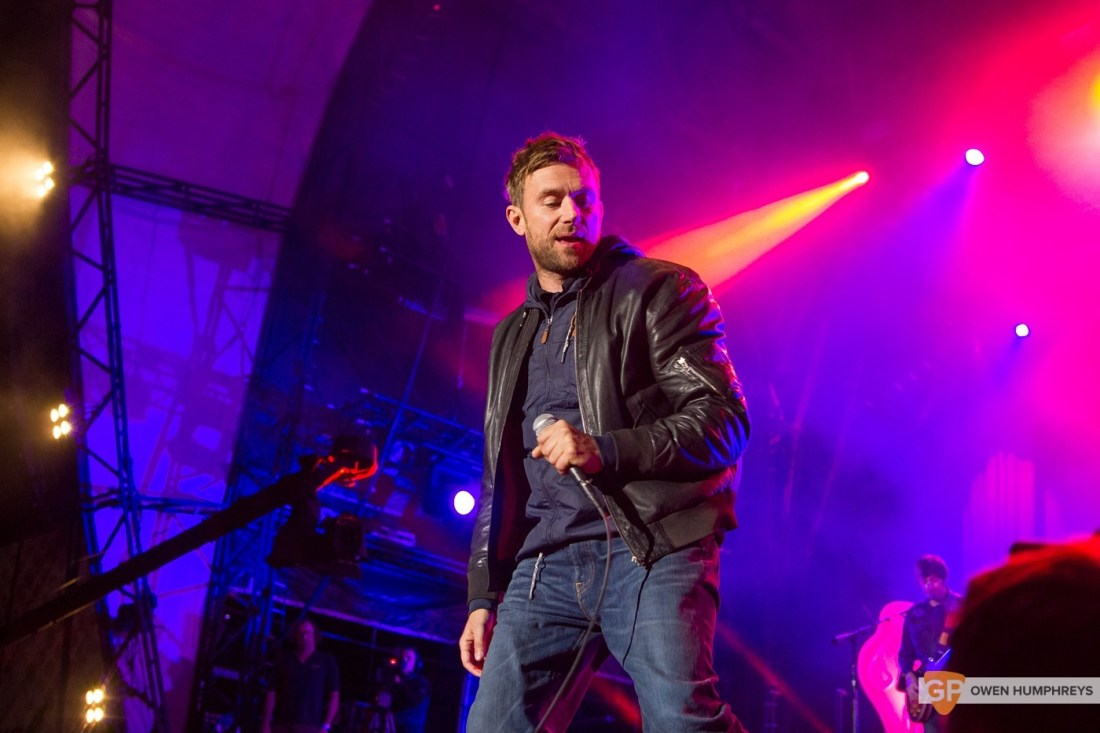Blur at Electric Picnic 2015 by Owen Humphreys (7 of 14)