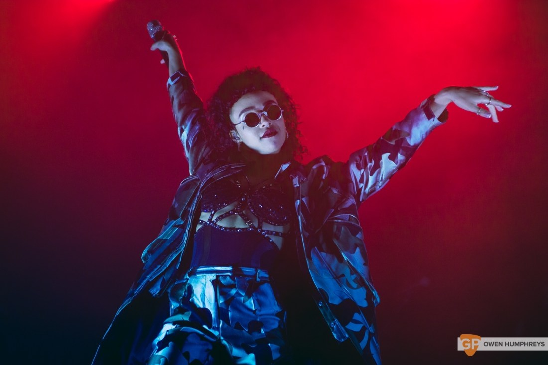 FKA Twigs at Electric Picnic 2015 by Owen Humphreys (2 of 4)