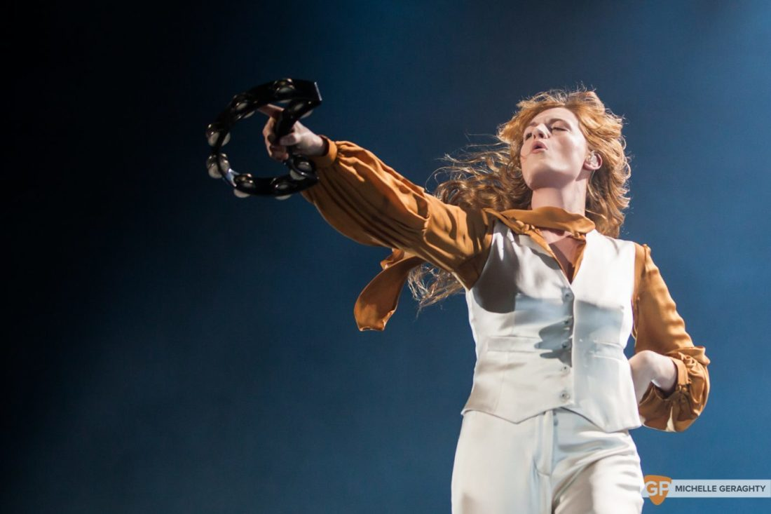Florence and the Machine at the 3Arena by Michelle Geraghty-1309