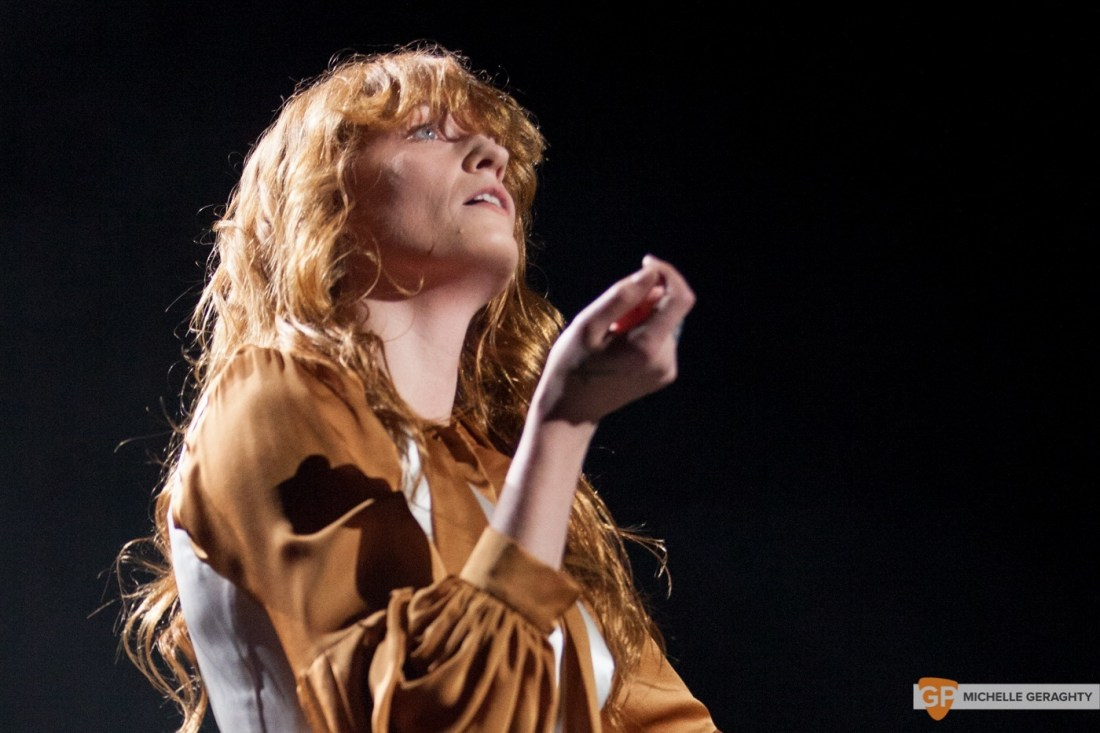Florence and the Machine at the 3Arena by Michelle Geraghty-1425