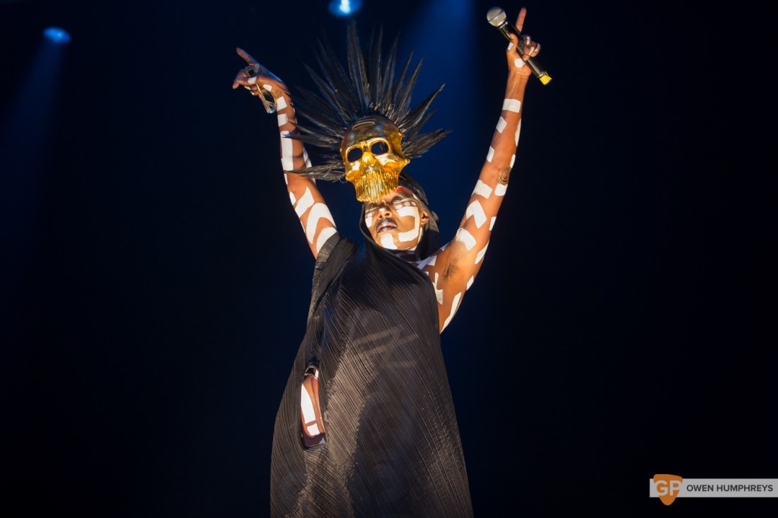Grace Jones at Electric Picnic 2015 by Owen Humphreys (4 of 6)