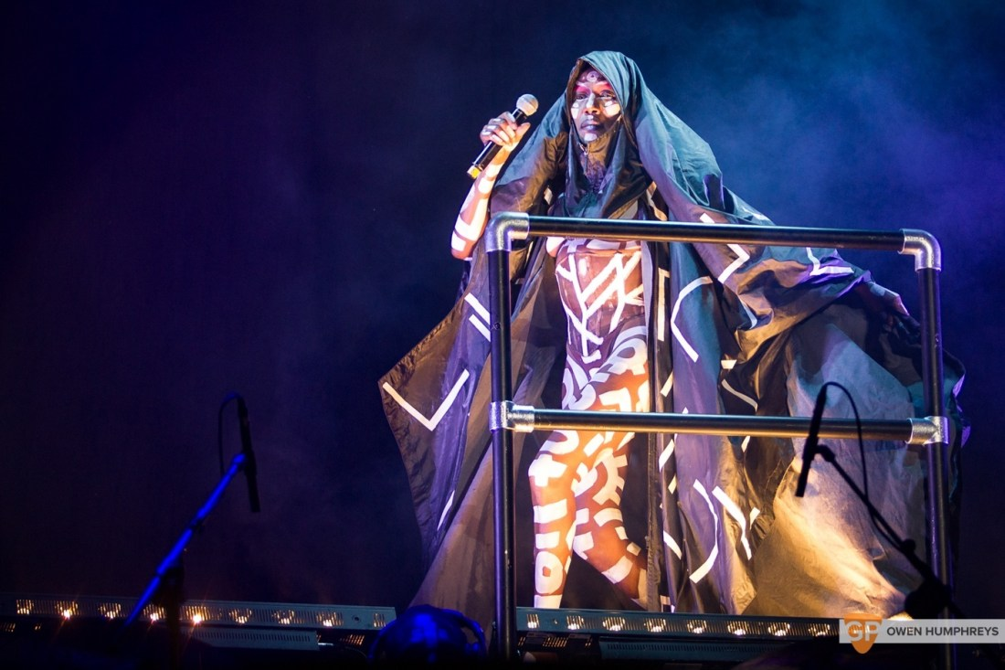 Grace Jones at Electric Picnic 2015 by Owen Humphreys (5 of 6)