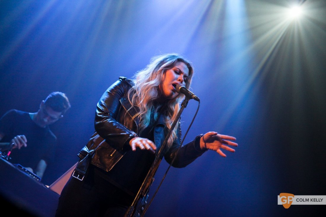 Grace at The Olympia Theatre by Colm Kelly