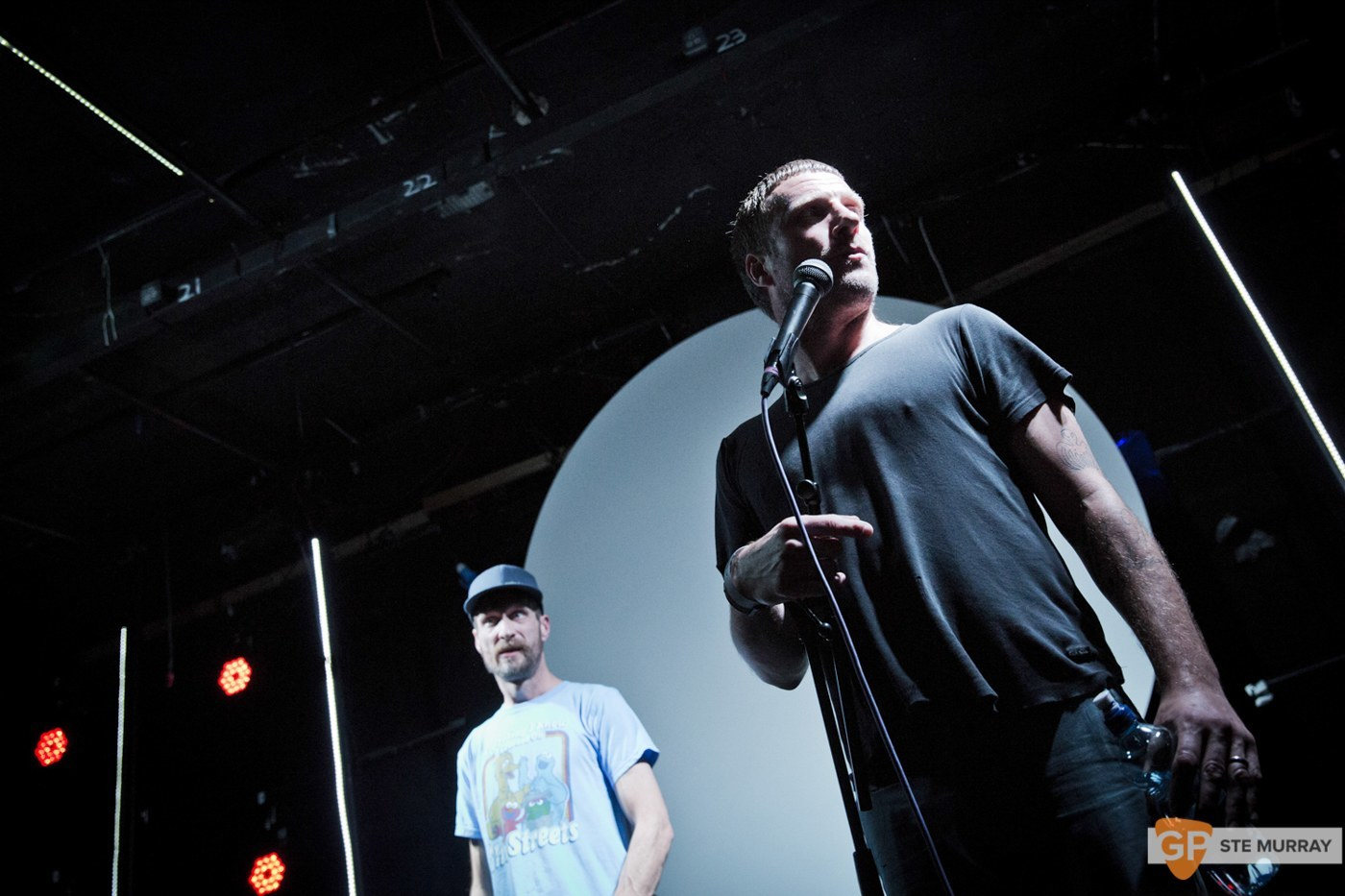 Sleaford Mods at District 8 by Ste Murray25