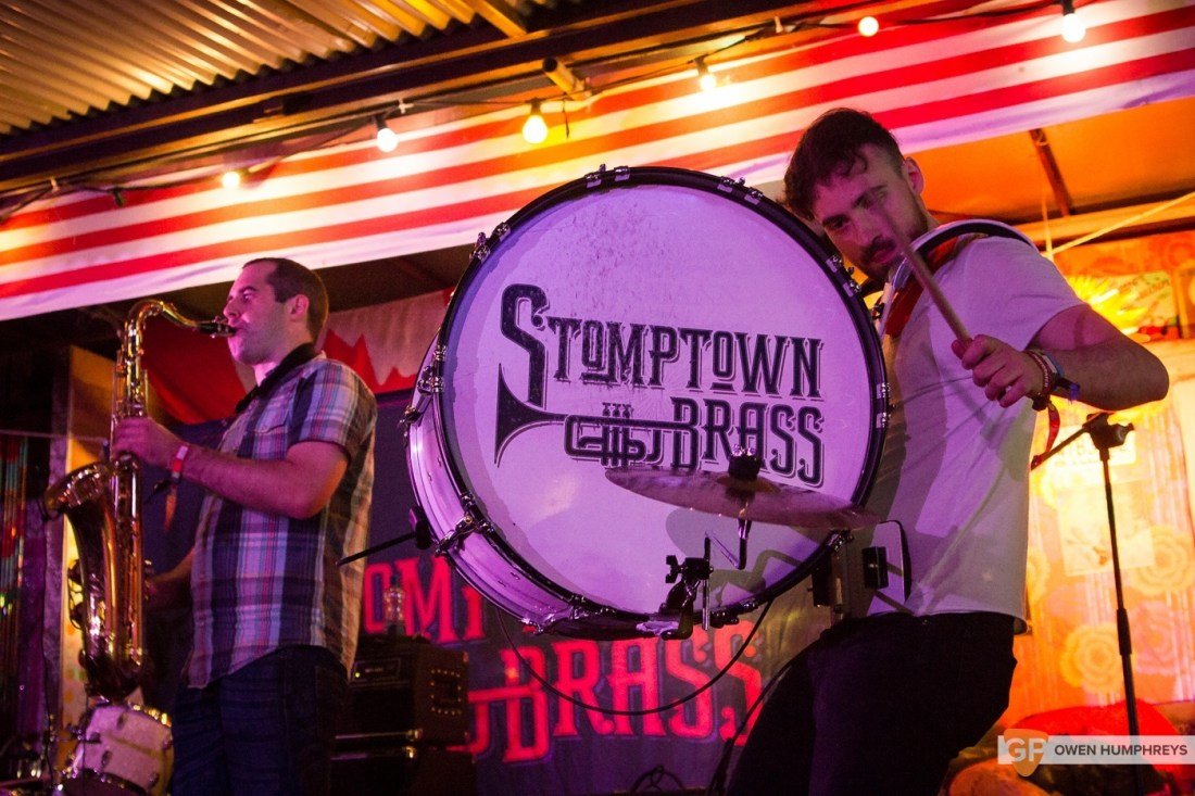 Stomptown Brass at Electric Picnic 2015 by Owen Humphreys (3 of 5)