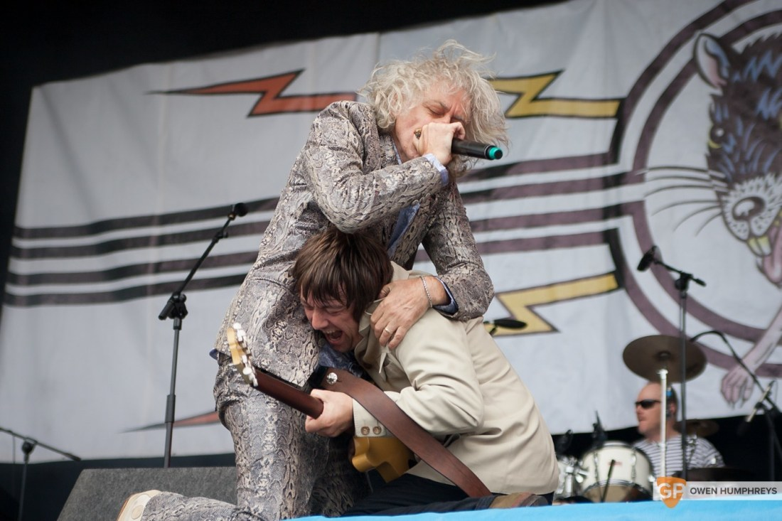 The Boomtown Rats at Electric Picnic 2015 by Owen Humphreys (3 of 5)