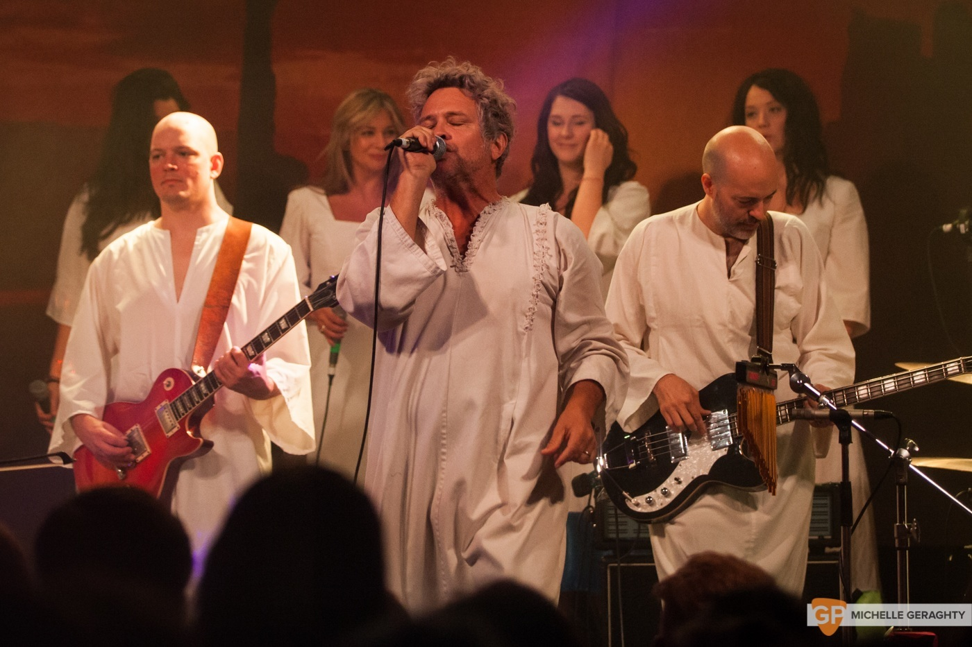 The Polyphonic Spree at the Academy by Michelle Geraghty-0966