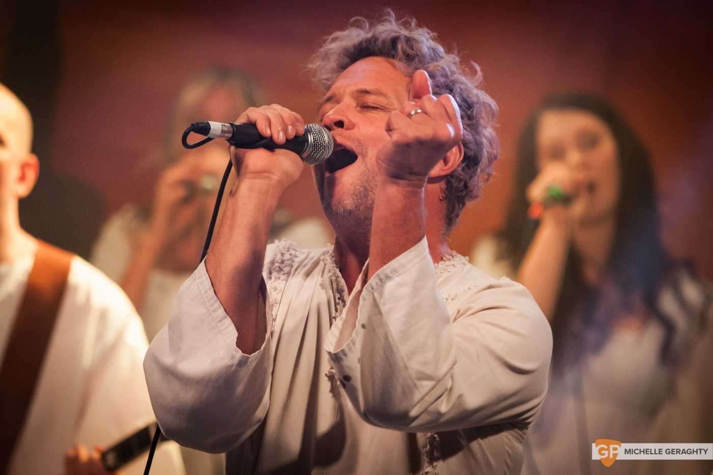The Polyphonic Spree at the Academy by Michelle Geraghty-0998