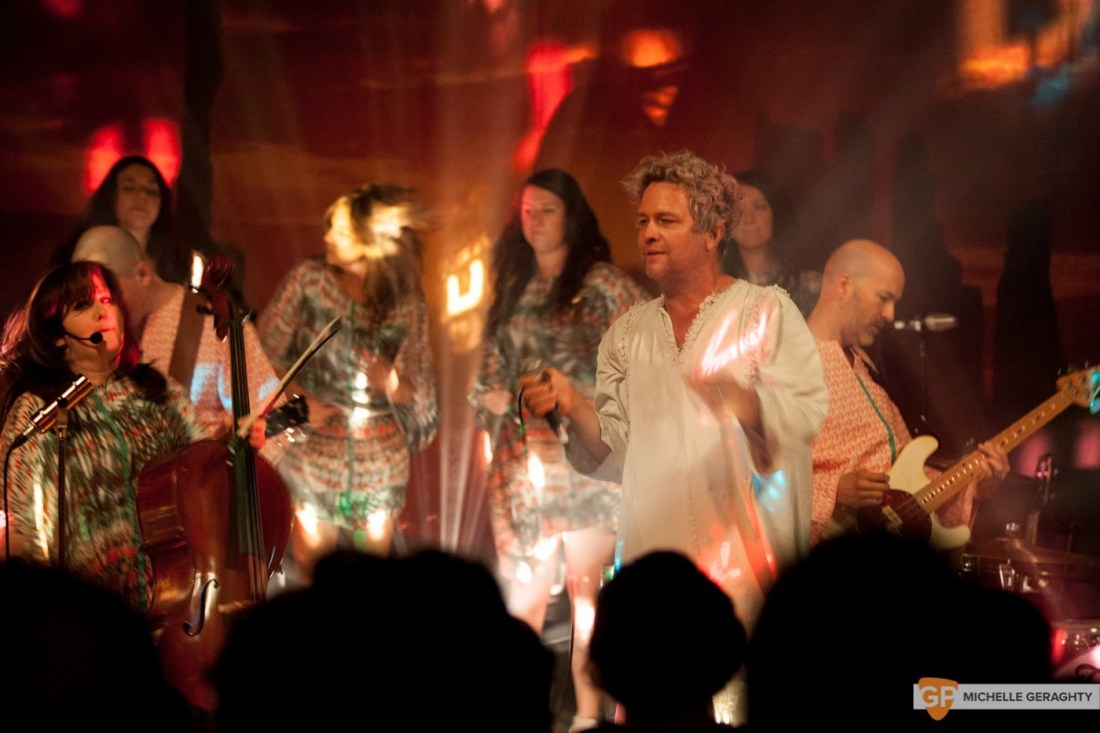 The Polyphonic Spree at the Academy by Michelle Geraghty-1215