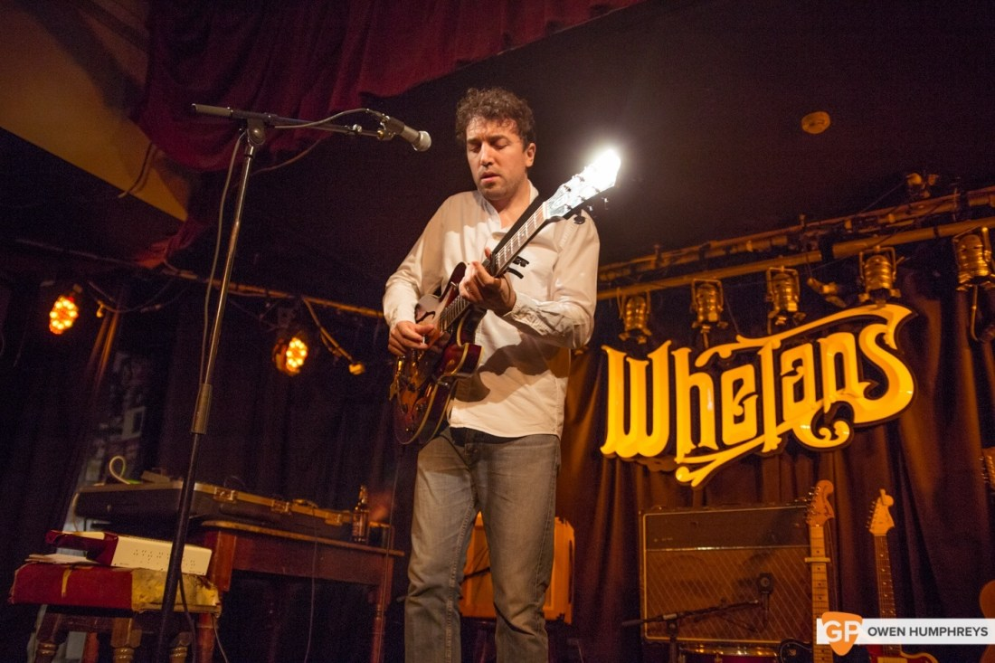 David Kitt at Whelan's by Owen Humphreys
