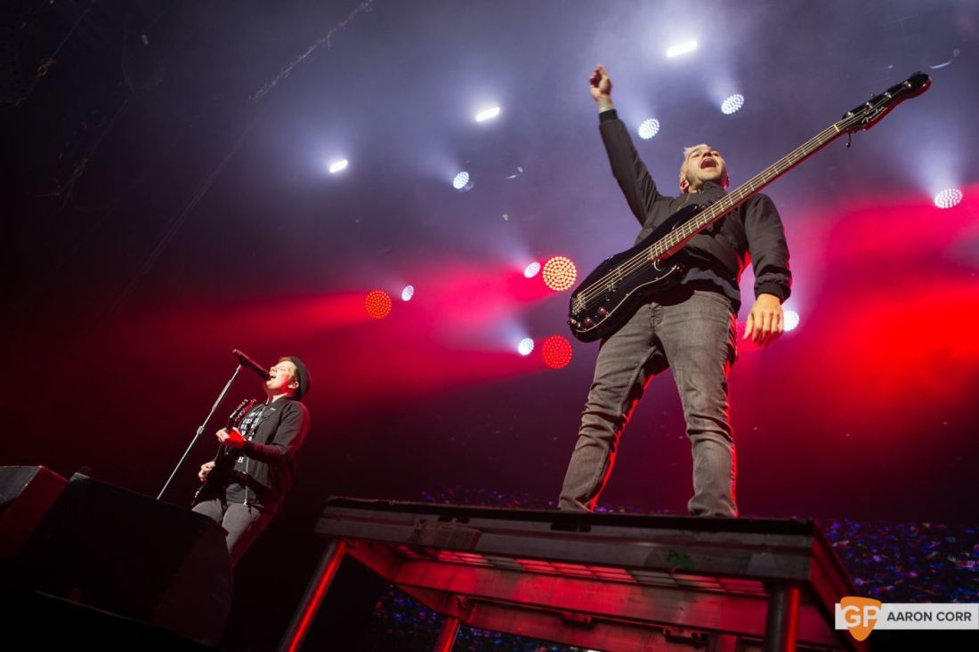 Fall Out Boy at 3Arena by Aaron Corr_0380