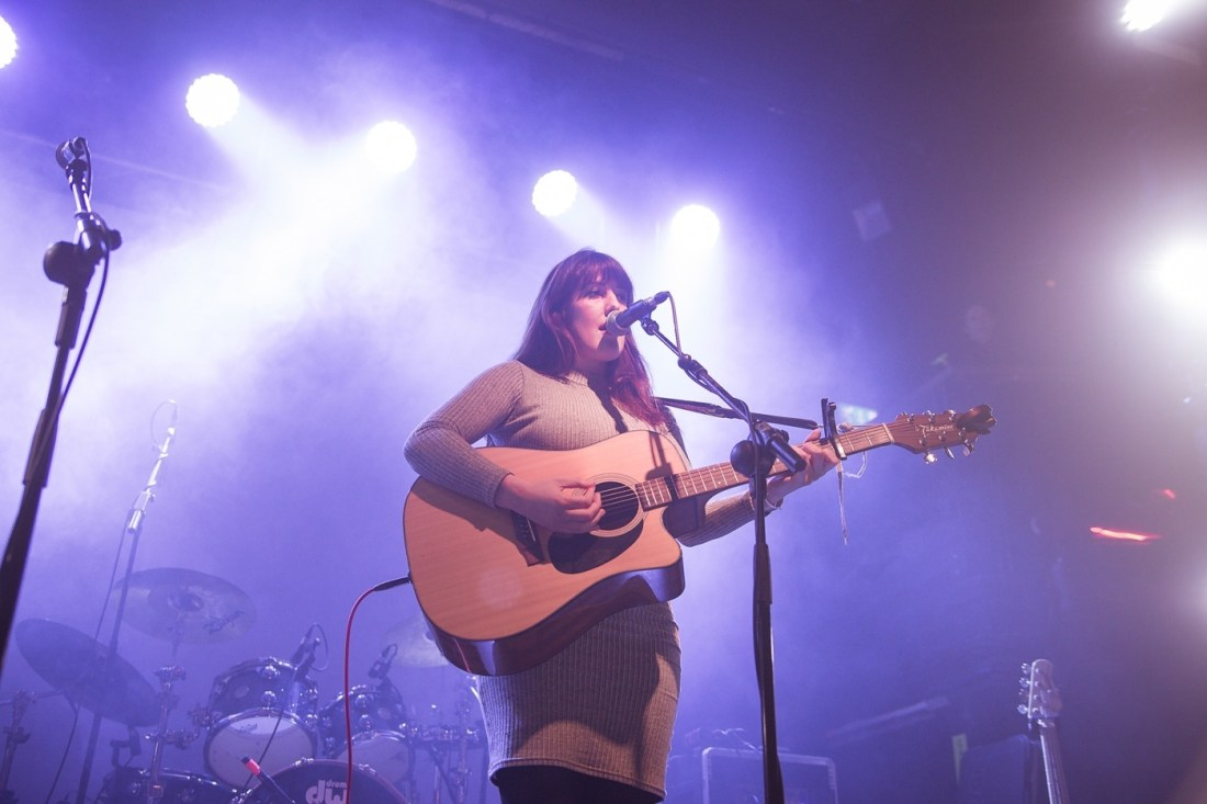 Sinead White live at Hard Working Class Heroes 2015, photo by Owen Humphreys