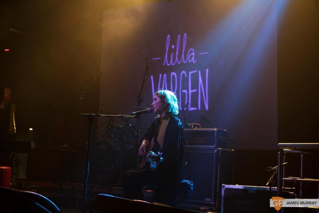 Lilla Vargen at The Academy by James Murray