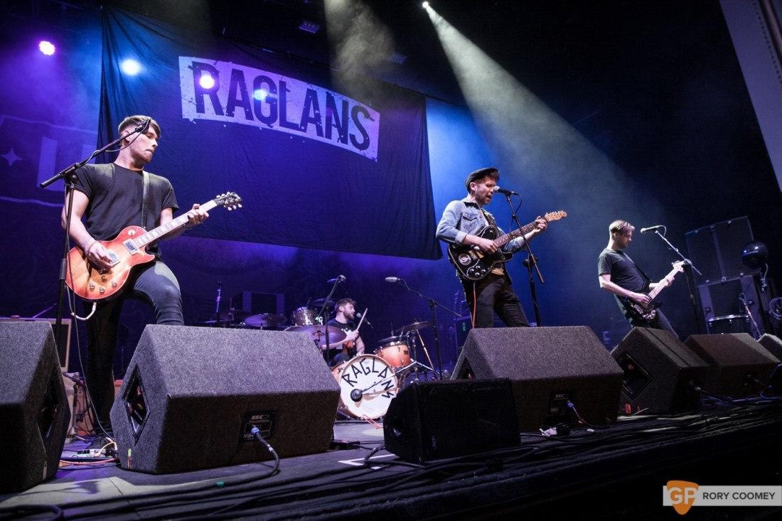 Ragalans at Olympia Theatre By Rory Coomey-16