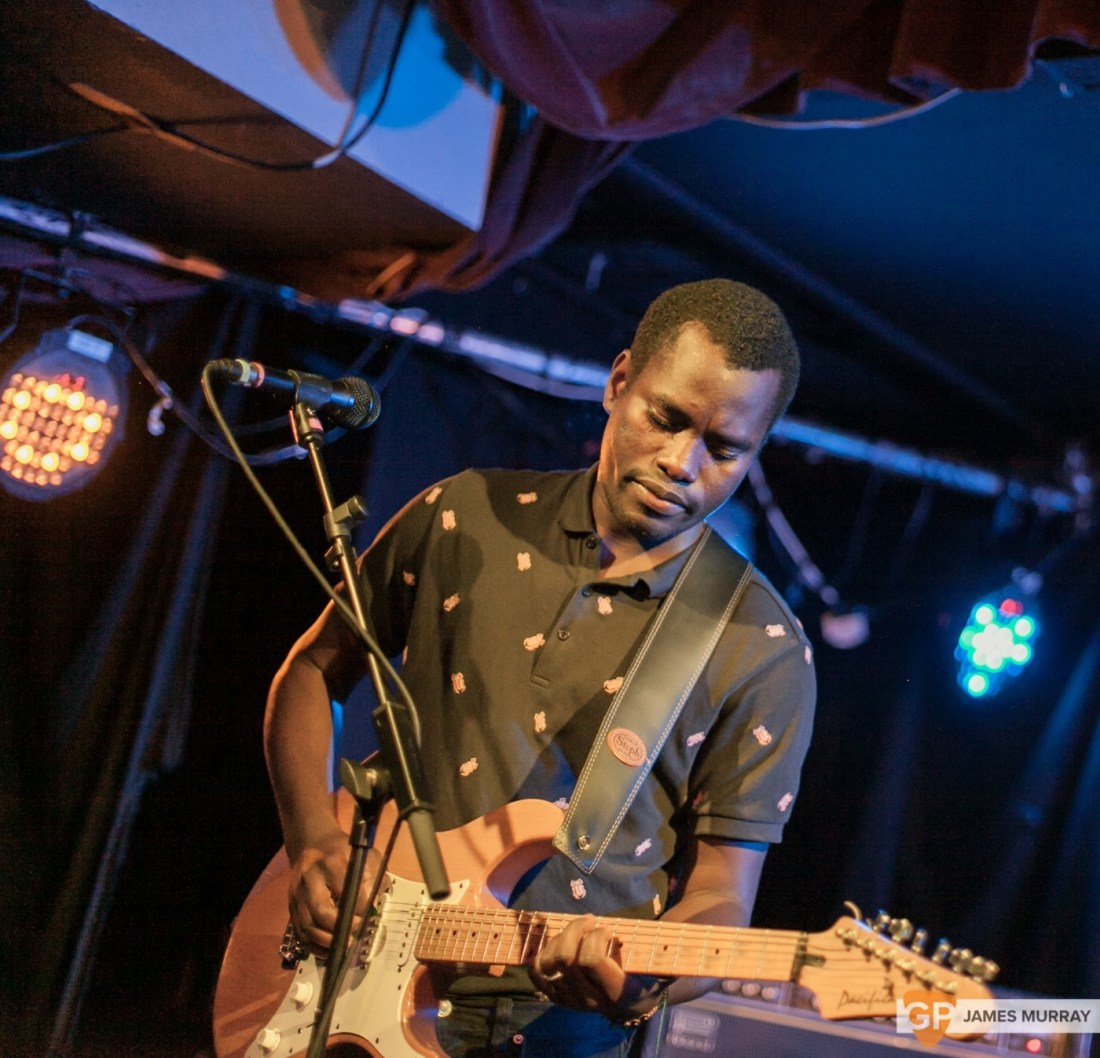 Songhoy Blues at Whelan's by James Murray