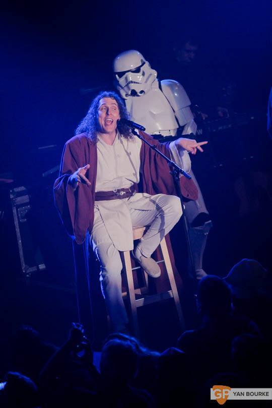 Weird Al Yankovic at Vicar Street on 6 October 2015 by Yan Bourke