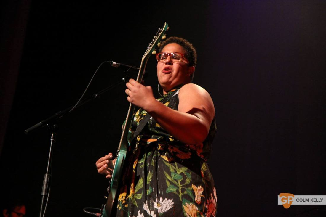Alabama Shakes at Olympia Theatre by Colm Kelly
