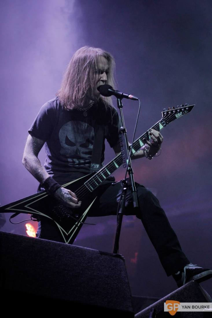Children of Bodom in the 3Arena on 9 October 2015 by Yan Bourke