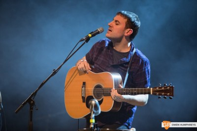 Delorentos at The National Concert Hall by Owen Humphreys