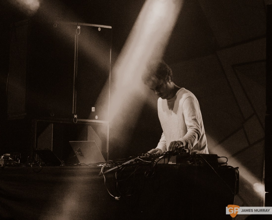 Four Tet at RDS by James Murray