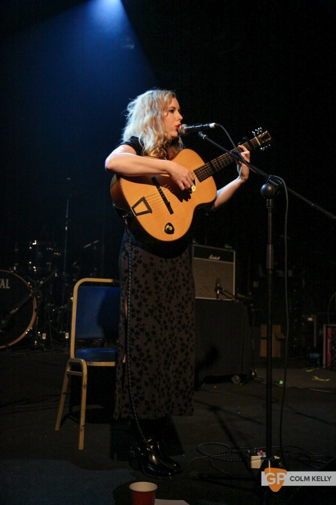 Holly Macve at Vicar Street by Colm Kelly