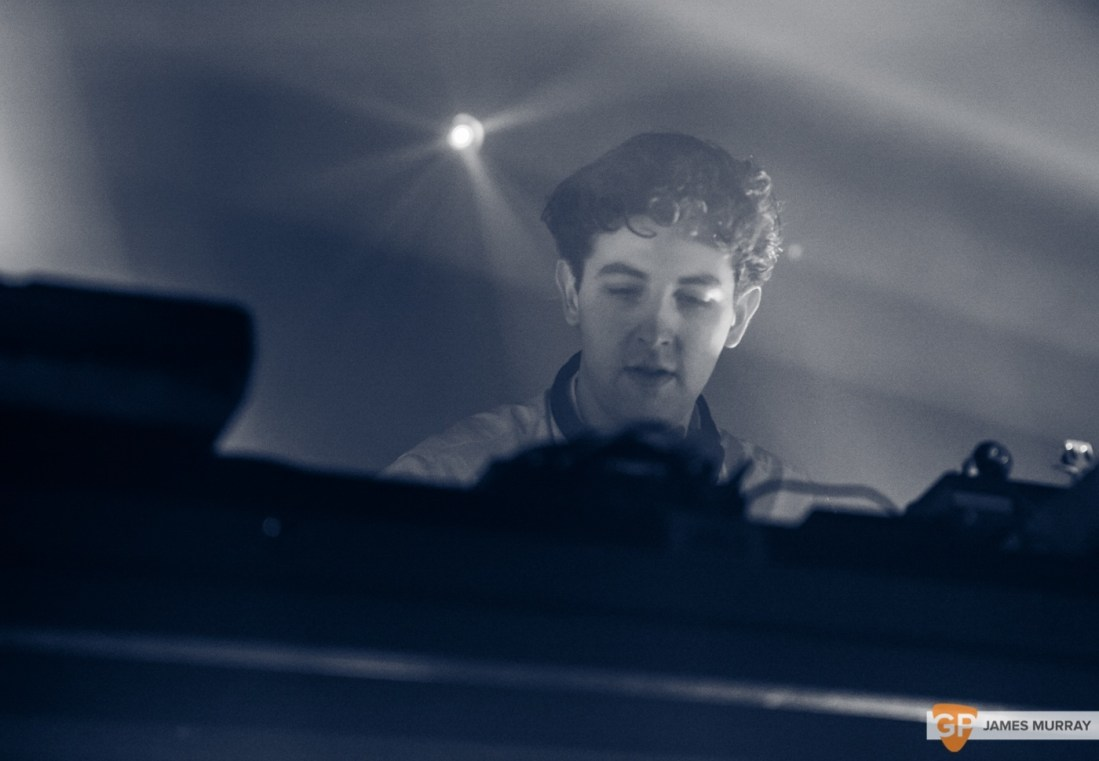 Jamie XX at RDS by James Murray