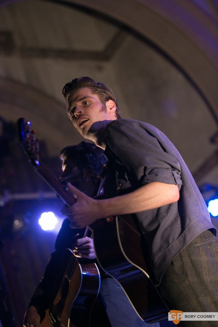Hudson Taylor @HudsonTaylor by Rory Coomey at St Lukes Church