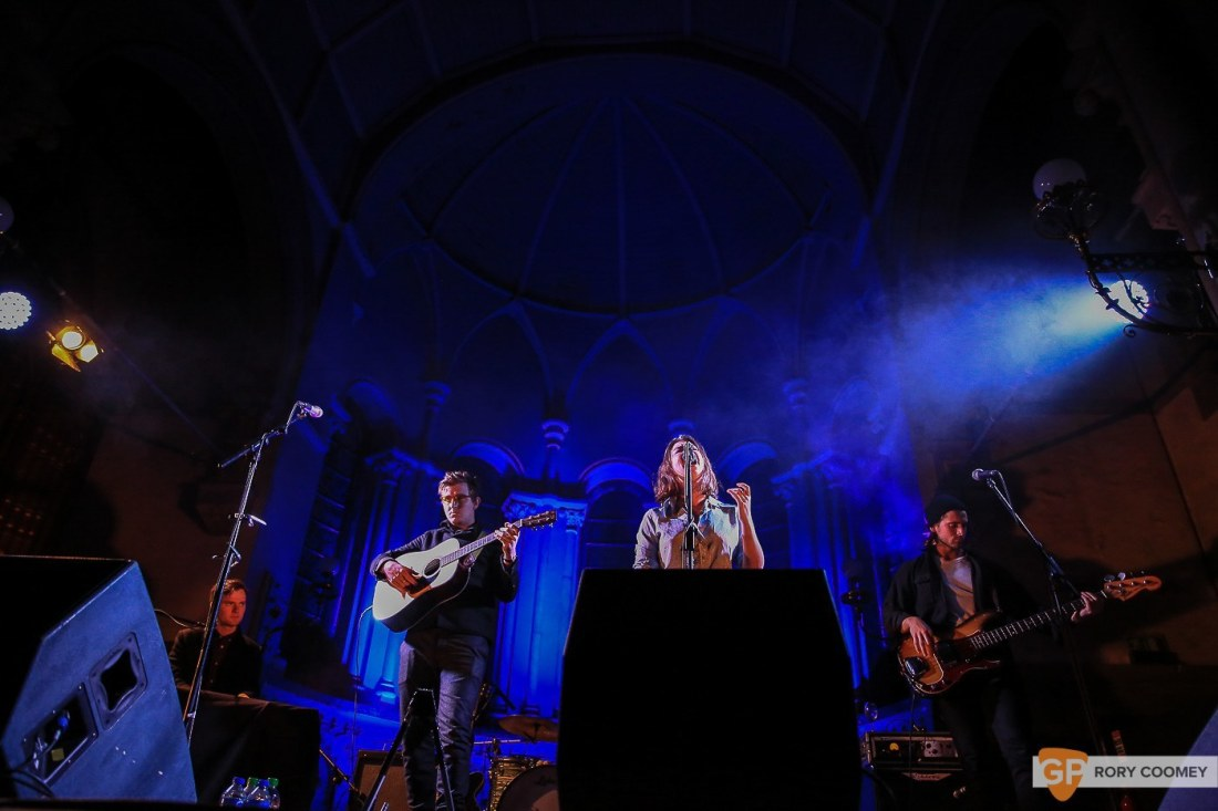 Little Green Cars @ St Lukes Church by Rory Coomey