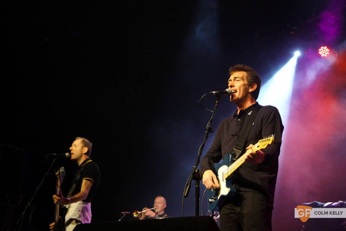 The Blades at The Olympia Theatre by Colm Kelly