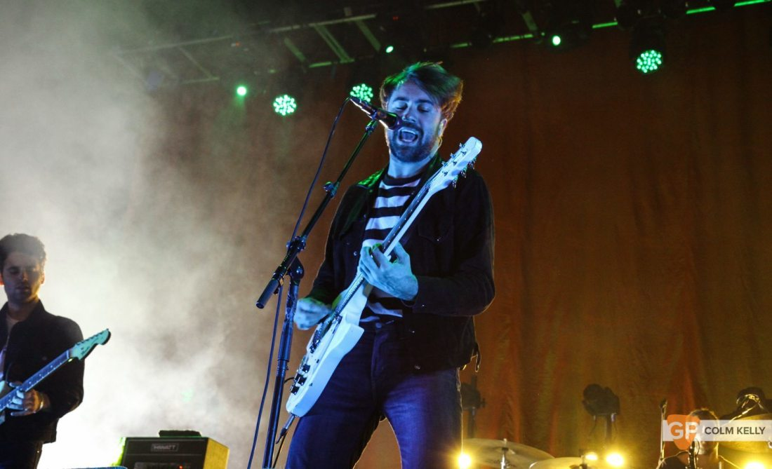 The Vaccines at The Olympia Theatre by Colm Kelly