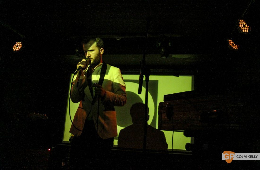 Baio at The Workmans Club by Colm Kelly