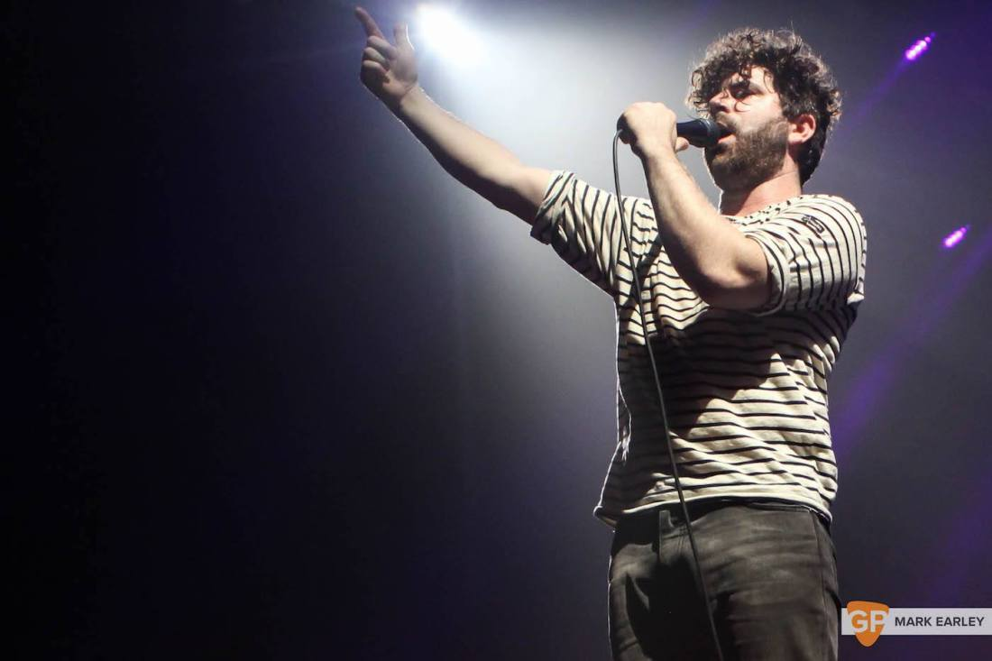 Foals at 3Arena by Mark Earley