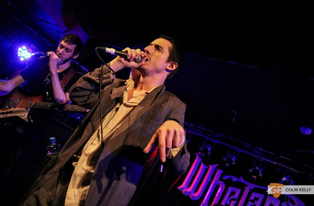 Fat White Family at Whelans by Colm Kelly
