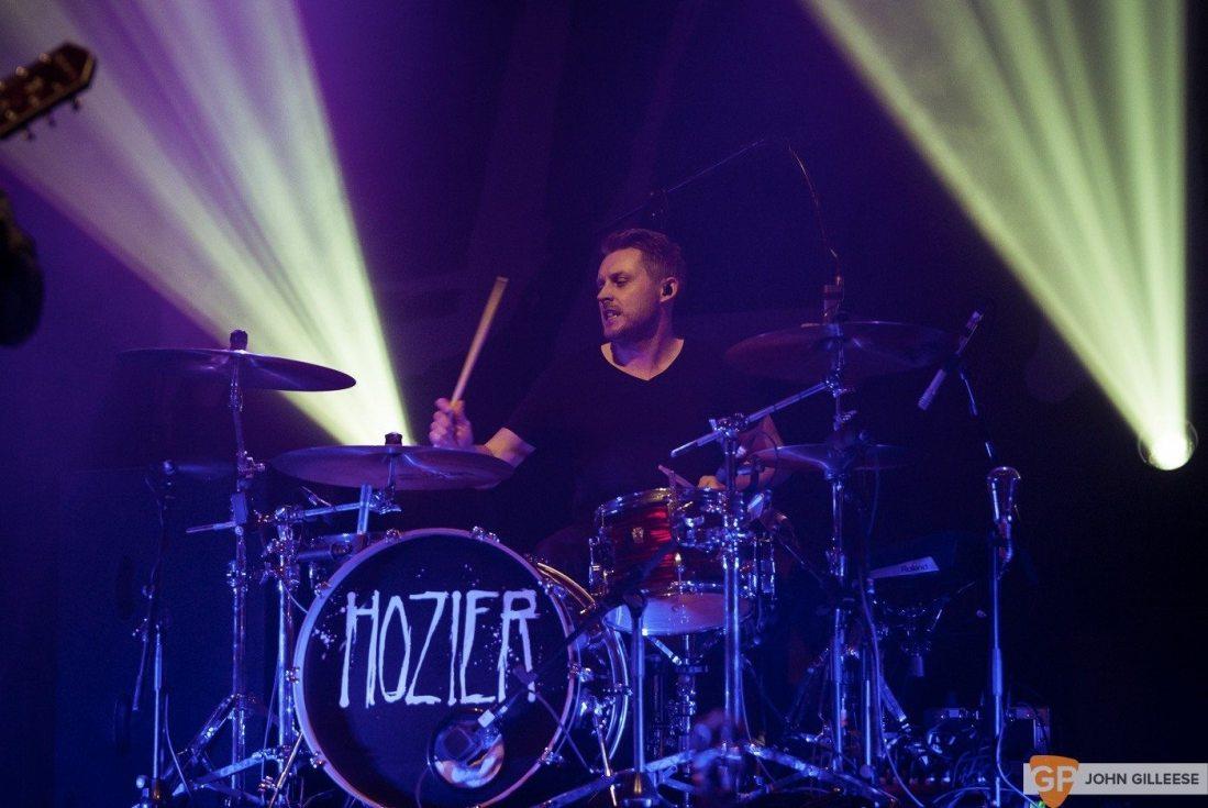 Hozier @ Manchester Apollo by John Gilleese