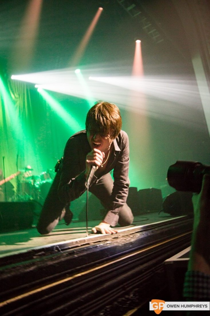 Suede at The Olympia Theatre by Owen Humphreys
