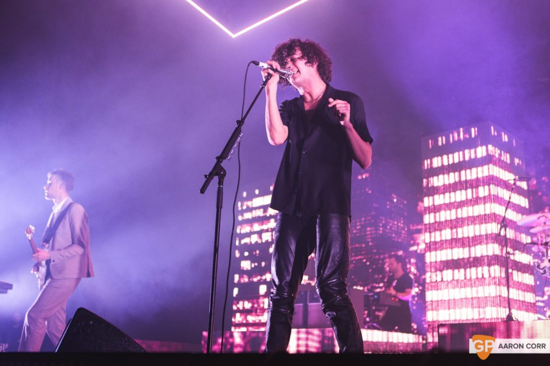 The 1975 at 3Arena by Aaron Corr-5226