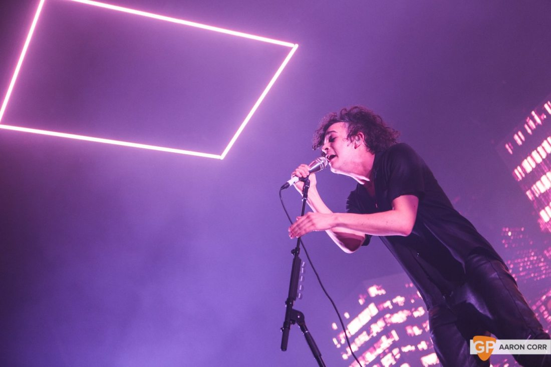 The 1975 at 3Arena by Aaron Corr-5235