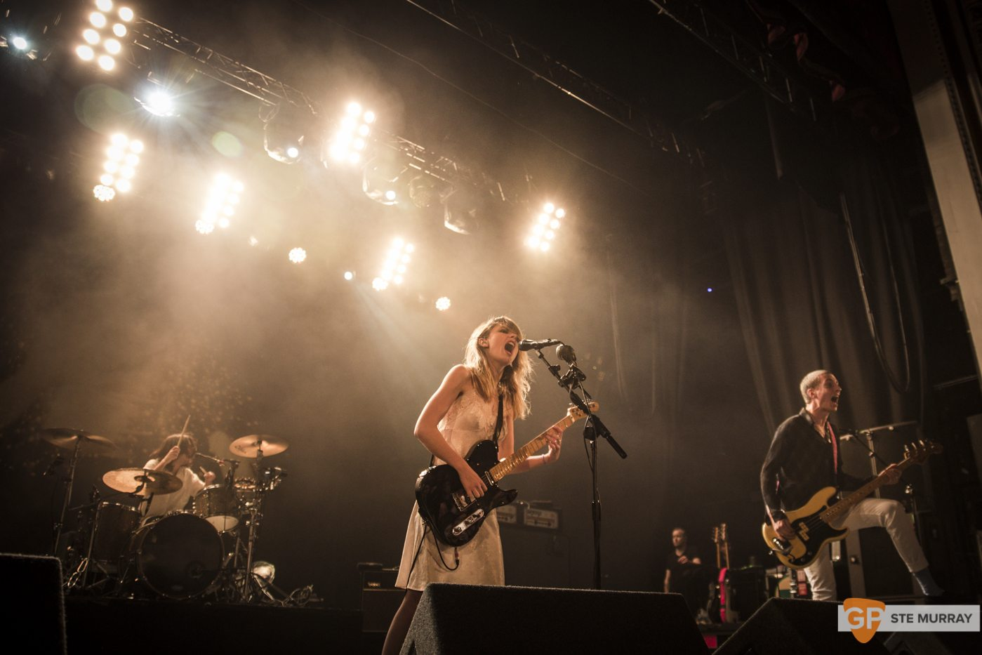Wolf Alice at Olympia Theatre by Ste Murray_14