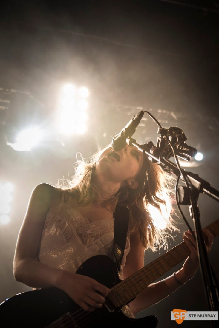 Wolf Alice at Olympia Theatre by Ste Murray_17