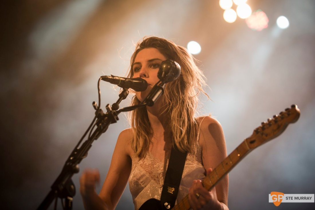 Wolf Alice at Olympia Theatre by Ste Murray_24