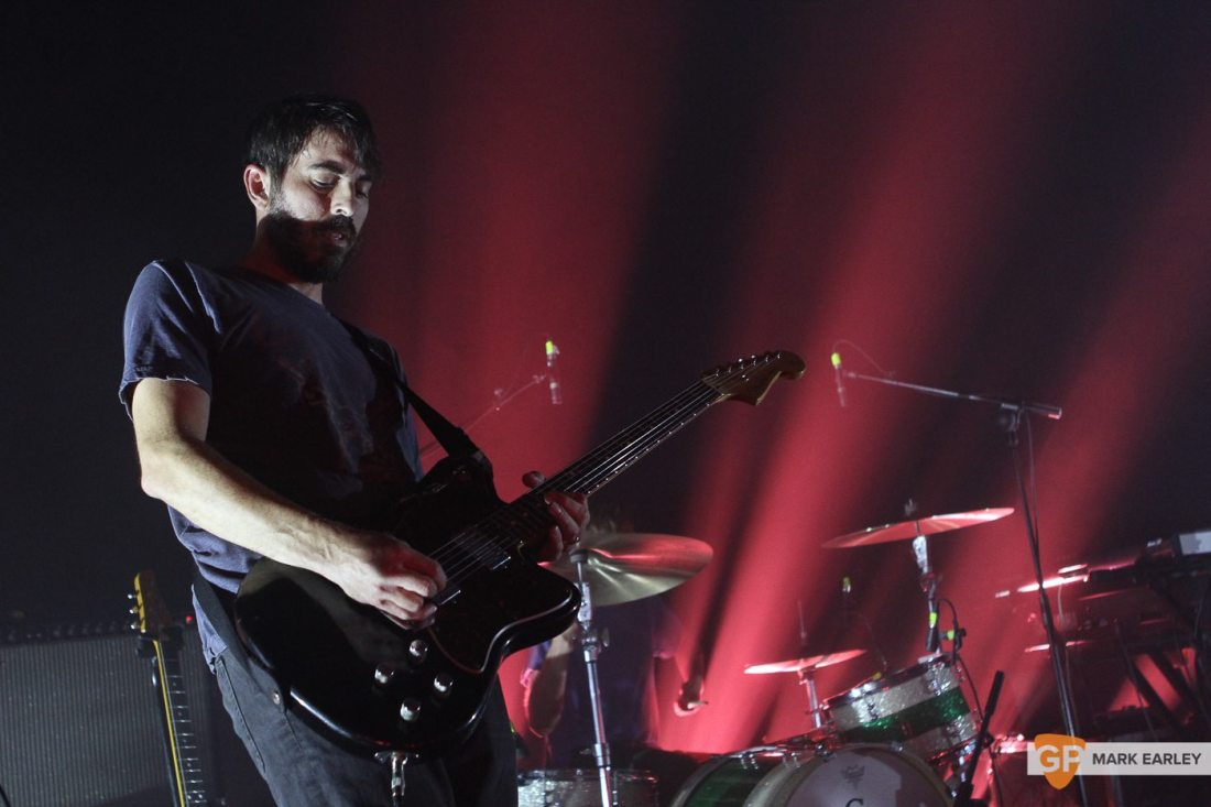 Explosions In The Sky  at Vicar St by Mark Earley