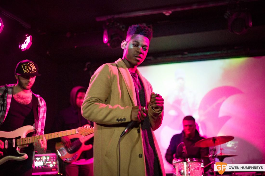 Profound (Jafaris) at the Workman's Club by Owen Humphreys (3 of 9)